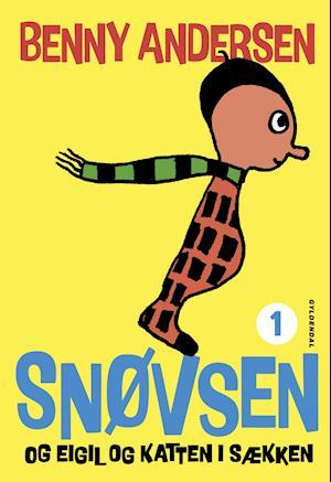 Snøvsen og Eigil og katten i sækken af Benny Andersen