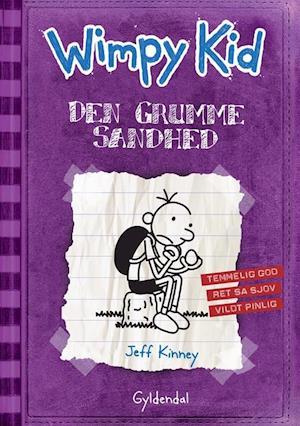Wimpy Kid. Den grumme sandhed af Jeff Kinney