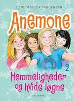 Anemone - hemmeligheder og hvide løgne (Anemone, nr. 2)
