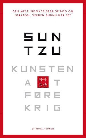 Kunsten at føre krig af Sun Tzu