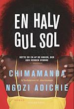 En halv gul sol (Gyldendal paperback)