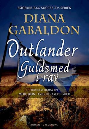 Bog, indbundet Outlander af Diana Gabaldon