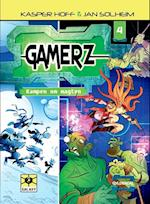 Kampen om magten (Gamerz, nr. 4)