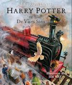 Harry Potter Illustreret 1 - Harry Potter og De Vises Sten (Harry Potter bøgerne)