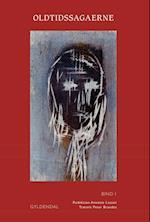Oldtidssagaerne- Ragnar Lodbrogs dødssang - Ragnar Lodbrogs saga - Totten om Ragnars sønner - Vølsungernes saga af Ingen forfatter