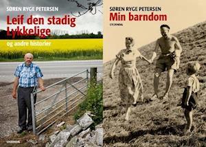 Leif den stadig lykkelige og andre historier - Min barndom af Søren Ryge Petersen