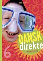 Dansk direkte 6 Lærervejledning