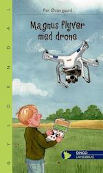 Magnus flyver med drone (Lille Dingo)