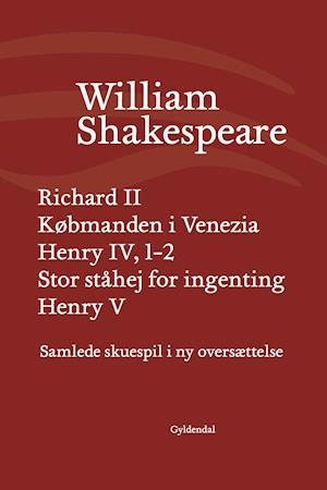 Samlede skuespil / bd. 3 af William Shakespeare