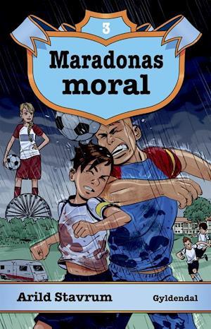 Bog, indbundet Maradonas moral - 3 af Arild Stavrum
