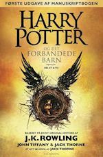 Harry Potter og det forbandede barn af J. K. Rowling