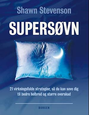 Supersøvn af Shawn Stevenson