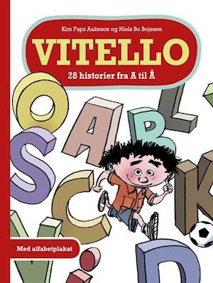 Bog, indbundet Vitello. 28 historier fra A til Å af Niels Bo Bojesen, Kim Fupz Aakeson