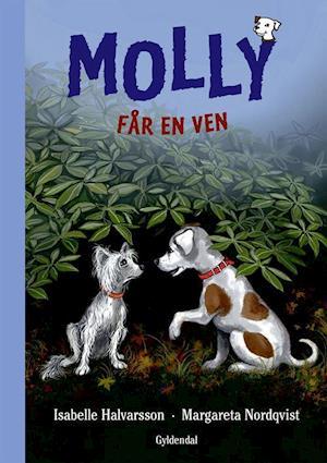 Bog, indbundet Molly 6 - Molly får en ven af Isabelle Halvarsson
