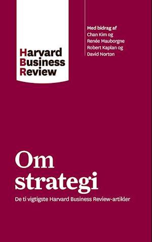 Bog, hæftet Harvard Business Review om strategi af harvard Business Review