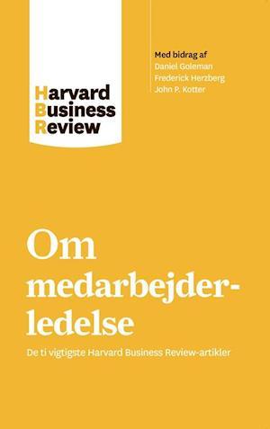 Bog, hæftet Harvard Business Review om medarbejderledelse af harvard Business Review