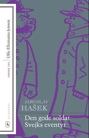 Bog, hæftet Den gode soldat Svejks eventyr af Jaroslav Hasek