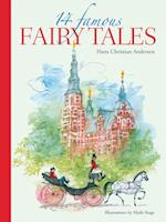 14 famous fairy tales af H C Andersen