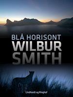 Blå horisont af Wilbur Smith