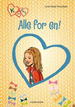 Alle for én! af Line Kyed Knudsen