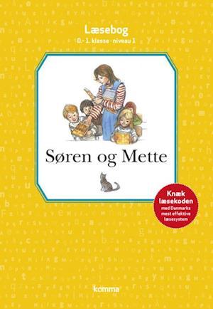Søren og Mette af Knud Hermansen, Ejvind Jensen