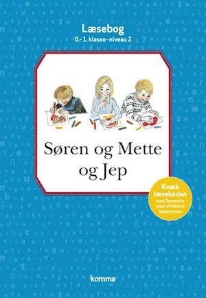 Søren og Mette og Jep af Knud Hermansen, Ejvind Jensen