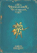 Heksejægeren - jeg er Grimalkin (9) (Heksejægeren, nr. 9)