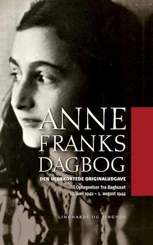 Anne Franks Dagbog af Anne Frank
