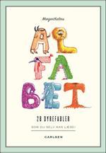 Morgenthalers ALFABET: 28 dyrefabler, som du selv kan læse af Anders Morgenthaler