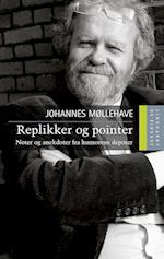 Replikker og pointer af Johannes Møllehave