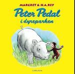 Peter Pedal i dyreparken af H A Rey