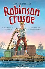 Carlsens Moderne Klassikere 1: Daniel Defoes Robinson Crusoe (Carlsens Moderne klassikere)