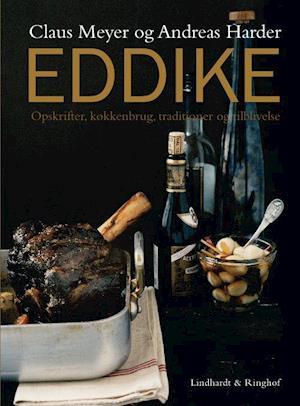 Bog, indbundet Eddike af Claus Meyer Nielsen