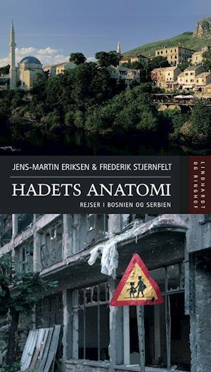 Hadets anatomi af Frederik Stjernfelt
