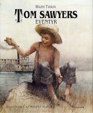Tom Sawyers eventyr af Mark Twain