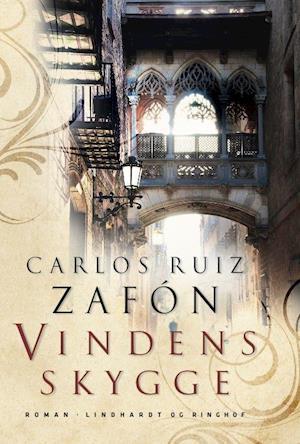 Bog, hardback Vindens skygge af Carlos Ruiz Zafon