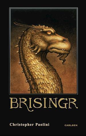 Arven 3 - Brisingr af Christopher Paolini