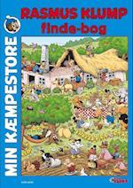 Min kæmpestore Rasmus Klump finde-bog