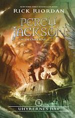 Uhyrernes hav (Percy Jackson & olymperne, nr. 2)