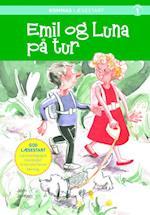 Emil og Luna på tur (Kommas læsestart)