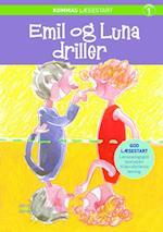 Emil og Luna driller (Kommas læsestart)
