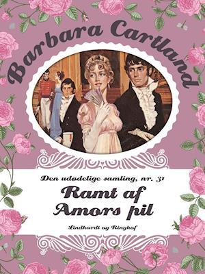 Ramt af Amors pil af Barbara Cartland