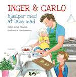 Inger & Carlo hjælper med at lave mad