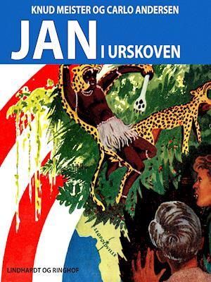 Jan i urskoven af Knud Meister, Carlo Andersen