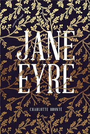 Bog, hæftet Jane Eyre (luksusudg.) af Charlotte Bronte