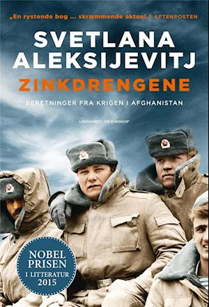 Zinkdrengene af Svetlana Aleksijevitj