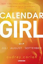 Calendar Girl 3: juli-august-september (Calendar Girl)