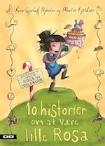 10 historier om at være lille Rosa inkl. CD