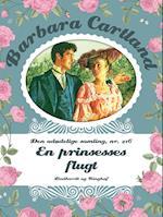En prinsesses flugt af Barbara Cartland