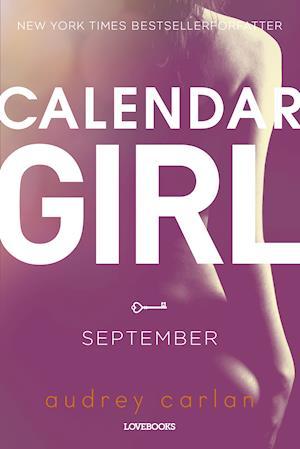 Calendar Girl: September af Audrey Carlan